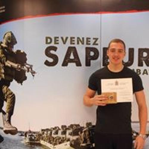 Benjamin Vezina's avatar