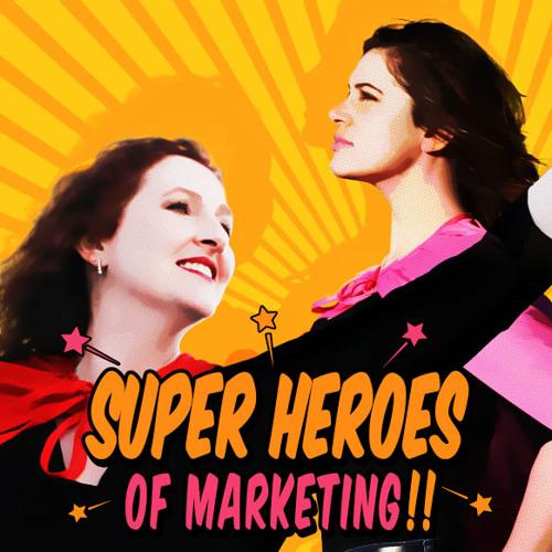 Superheroes of Marketing's avatar