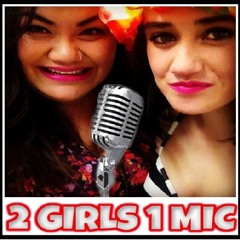 2girls1mic