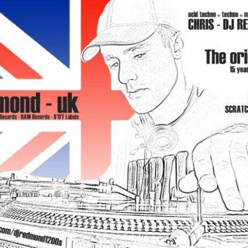 DJ REDMOND's avatar