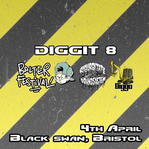 THORPEY Diggit Bristol Promo Mix!