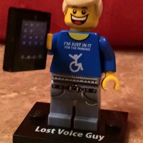 Lost Voice Guy's set from BBC New Comedy Award 2014 semi final