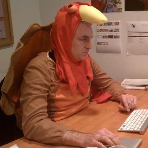 "Penn Gillette Reads ""Your New Monkey"""
