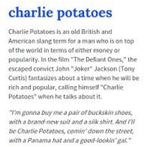 CharliePotatoes's avatar