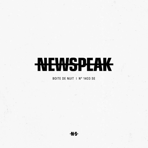 Newspeak Podcast's avatar