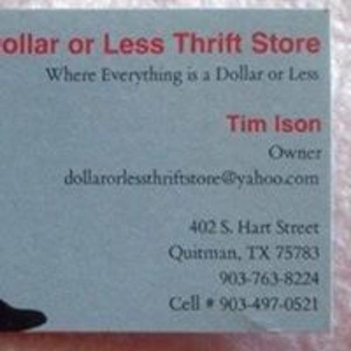 Dollarorlessthriftstore's avatar
