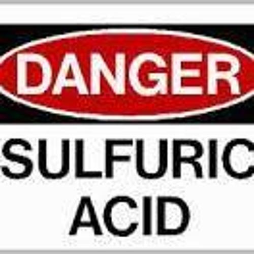 Sulfuric Acid's avatar