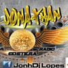 K - Paz De La Sierra Silueta De Cristal Simple Intro Deejay Jonathan Portada del disco