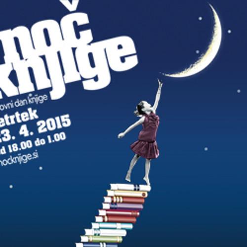 Noč knjige 2015