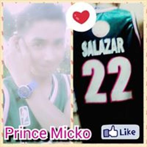 Prince Micko Salazar's avatar
