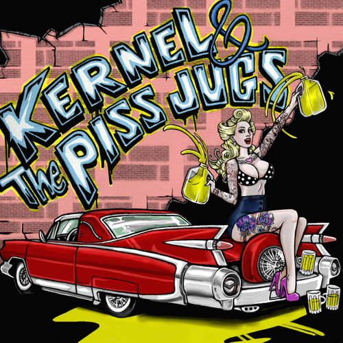 Kernel & The Pissjugs's avatar