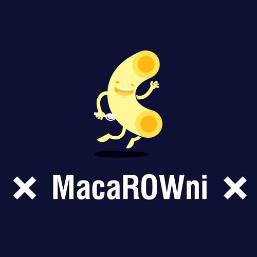 ✖ MacaROWni ✖'s avatar