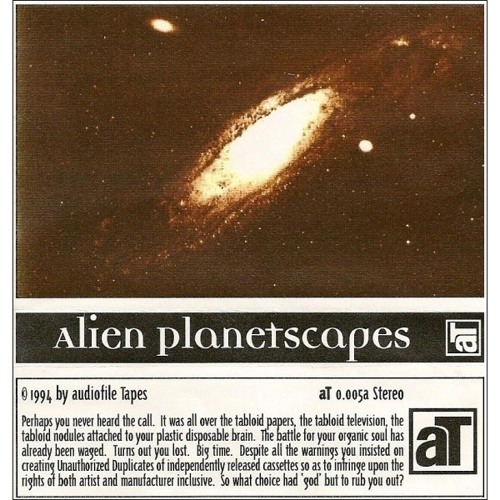Alien Planetscapes's avatar