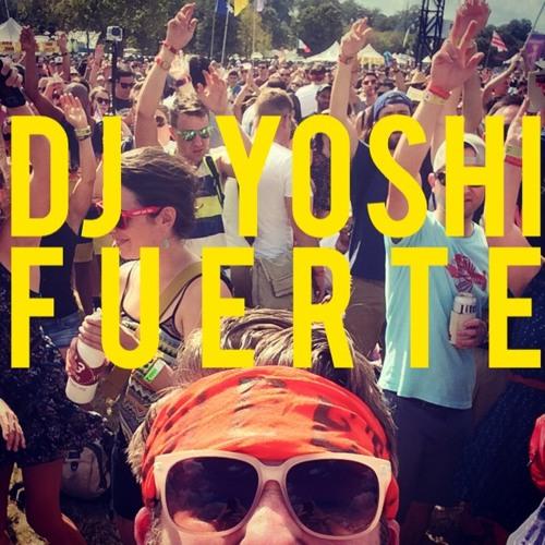 DJ Yoshi Fuerte's avatar