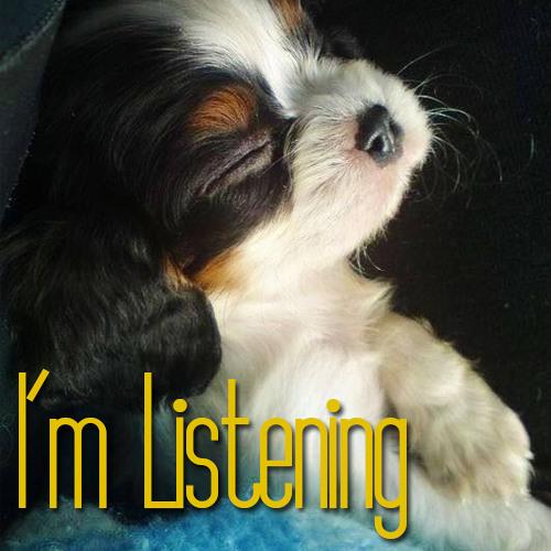I'm Just Listening's avatar