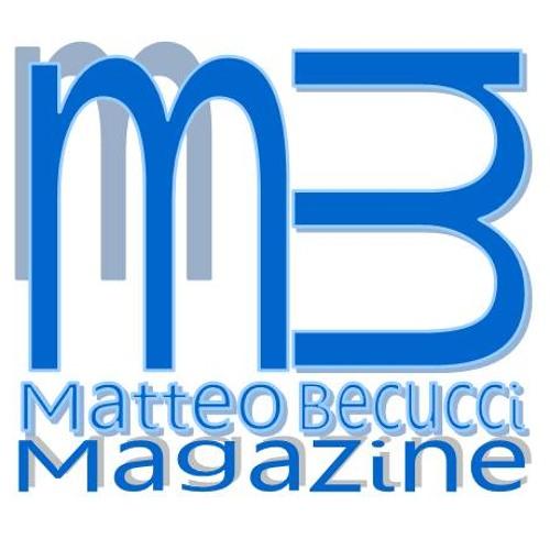 Matteo Becucci Magazine 2's avatar