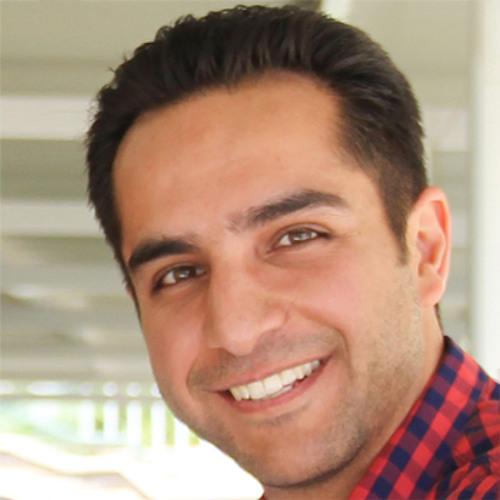 Mostafa Pourali's avatar