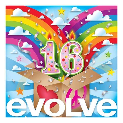 Evolve Festival's avatar