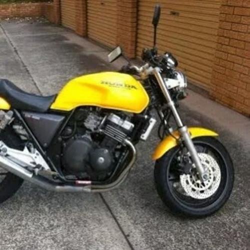 Характеристики Honda CB400 Super Four 2002 / Гараж / БайкПост
