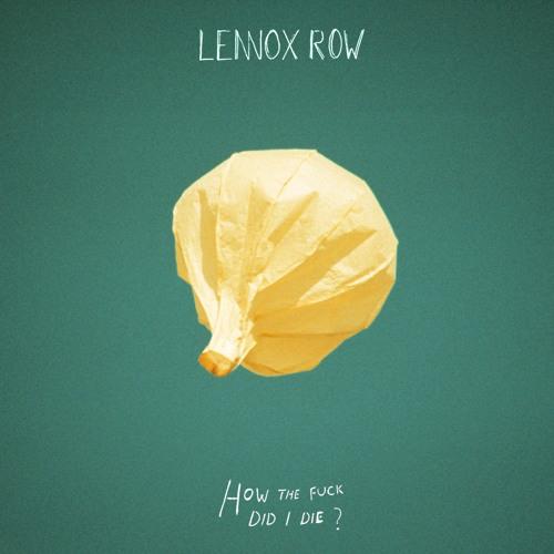 Lennox Row's avatar