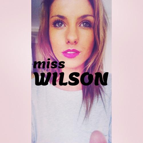 miss WILSON's avatar