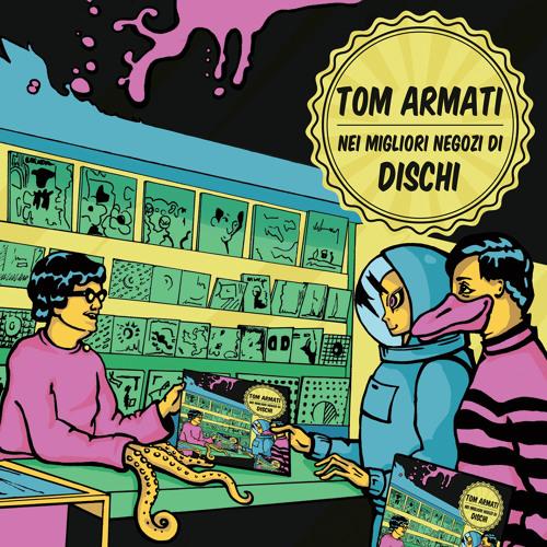 Tom Armati's avatar