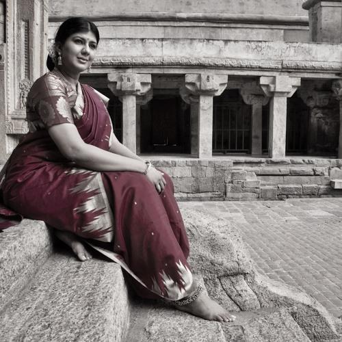 A tribute to Sarasa ma- from Swarnamalya ganesh