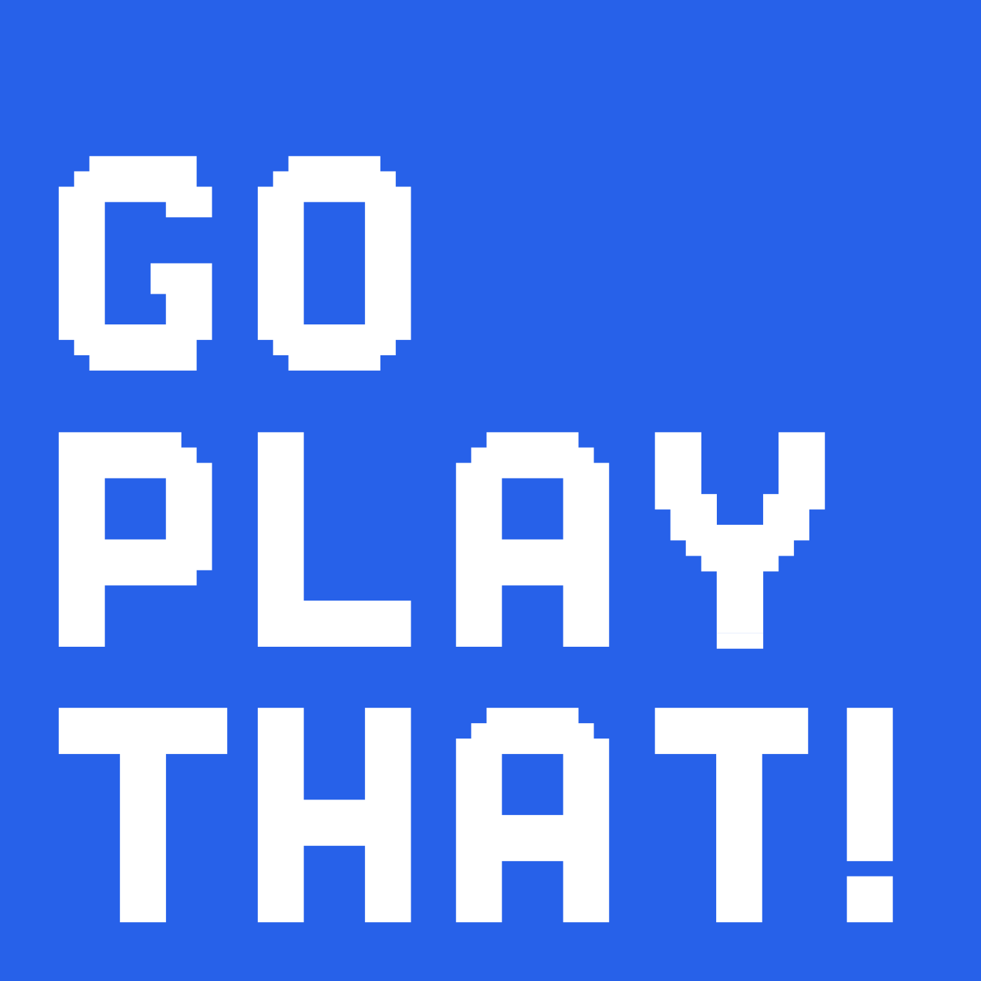 GoPlayThat Podcast