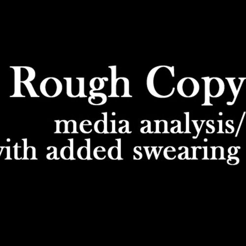 Rough Copy: G11 Podcast's avatar