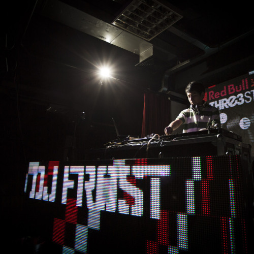 CR FROST's avatar