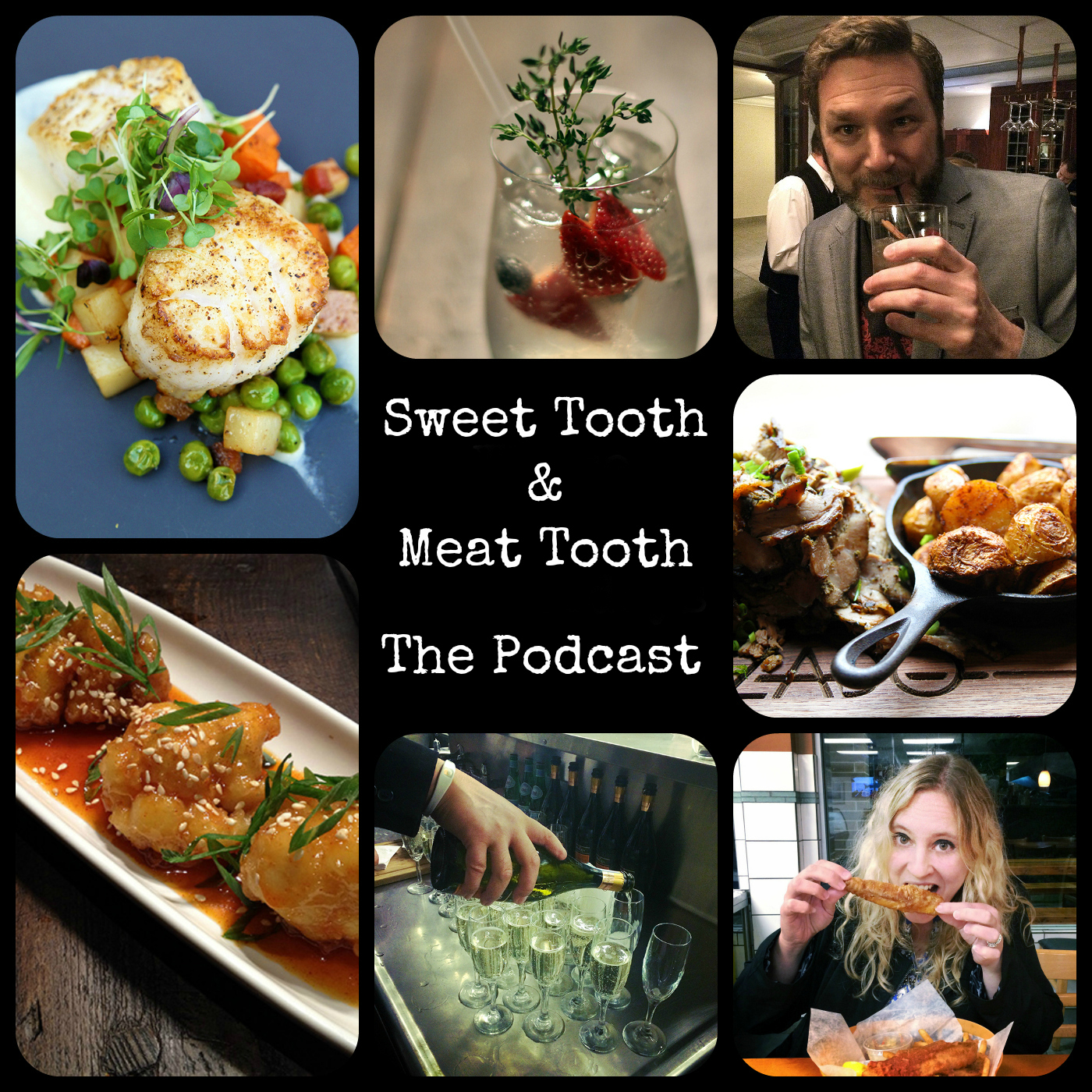 Sweet Tooth and Meat Tooth