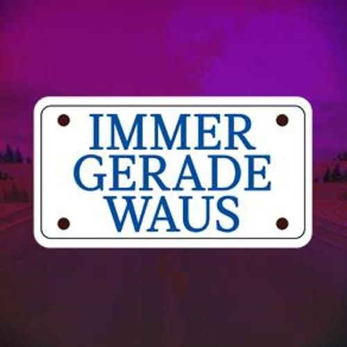 Immer Gerade Waus's avatar