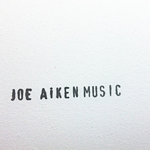 I Just Want To Know You by Joe Aiken