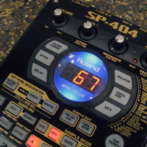 Roland SP-404's avatar