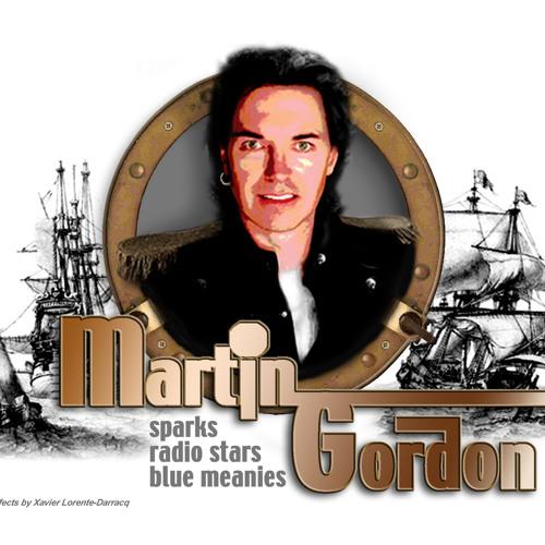 Martin Gordon's avatar