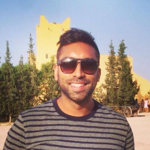 Alain Selvam John-William's avatar