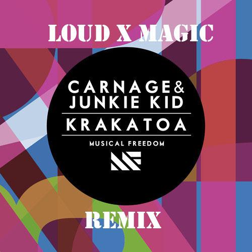 LOUD X MAGIC's avatar