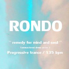 RONDO trance progressive