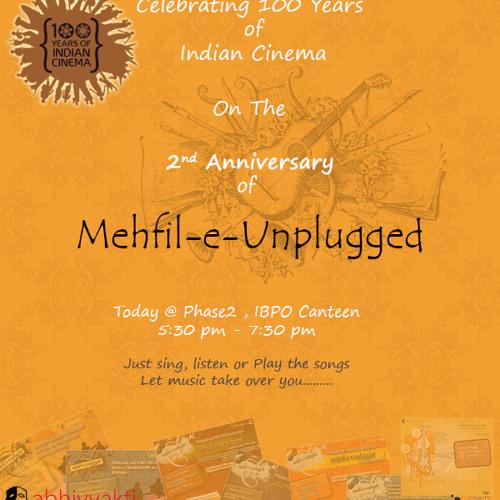 Mehfil E Unplugged's avatar