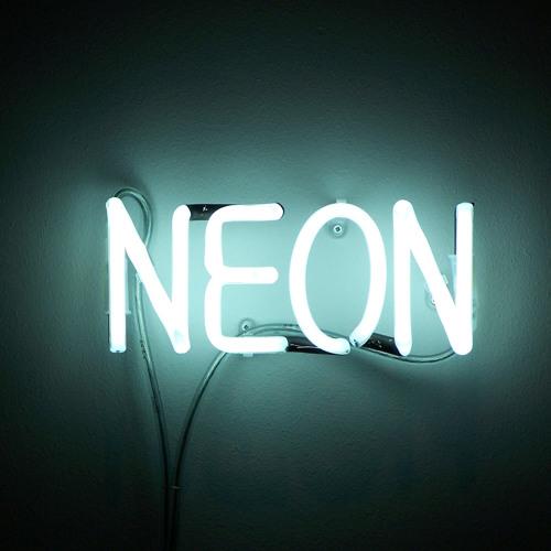 neon repost's avatar