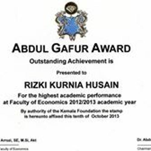 Rizki Kurnia Husain's avatar