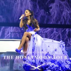 the honeymoon tour music