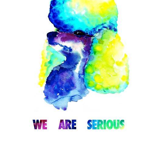WE ARE SERIOUS's avatar