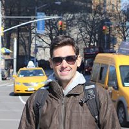 Marcos Ribeiro's avatar