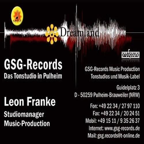 GSG Records Intl.'s avatar