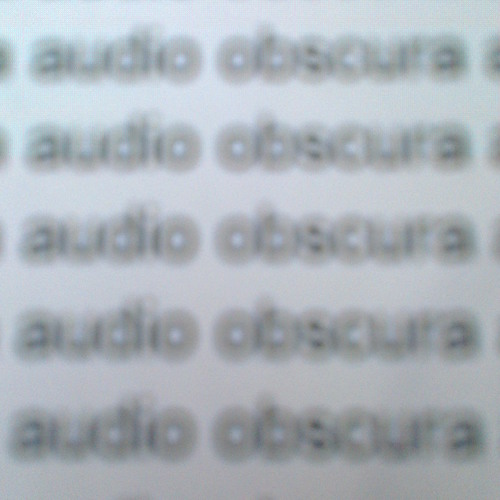 Audio Obscura's avatar