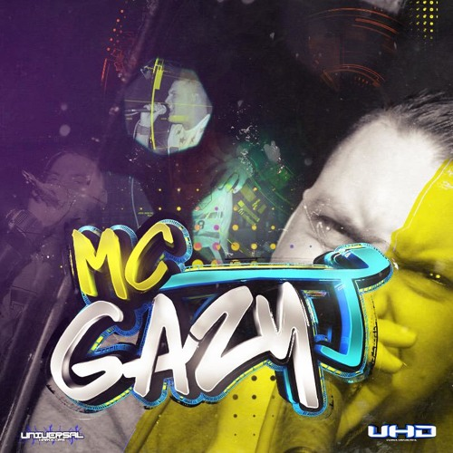 MC GazyJ/ The Invader's avatar