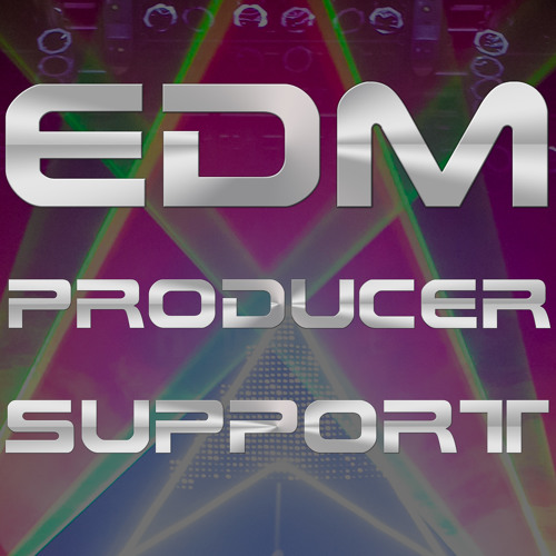 EDM Producer Support's avatar
