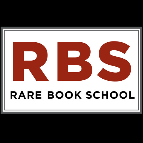 Rare Book School Lectures's avatar