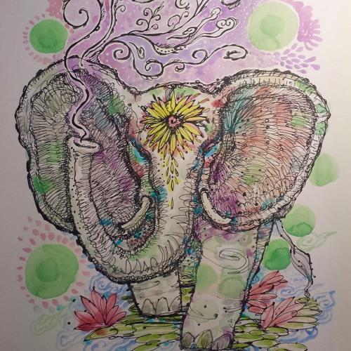 i am an elephant's avatar